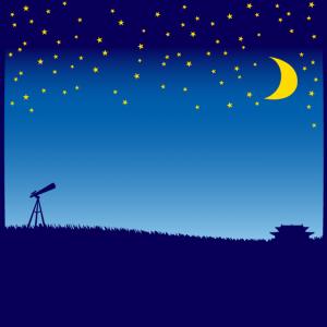 平城宮跡歴史公園 朱雀門ひろば 夏の天体観測会
