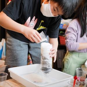 県営平城宮跡歴史公園 朱雀門ひろば 汚れた水をきれいにしよう!