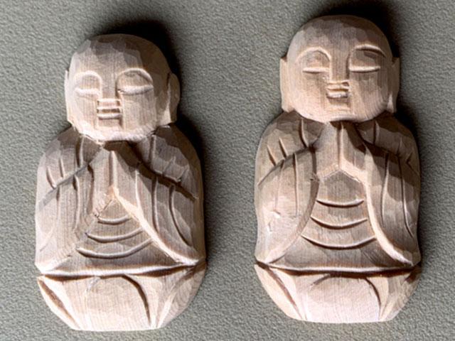 平城宮跡歴史公園 朱雀門ひろば お守り地蔵を彫ろう