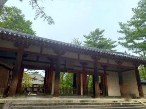 平城宮跡歴史公園 朱雀門ひろば サイクリング 唐招提寺